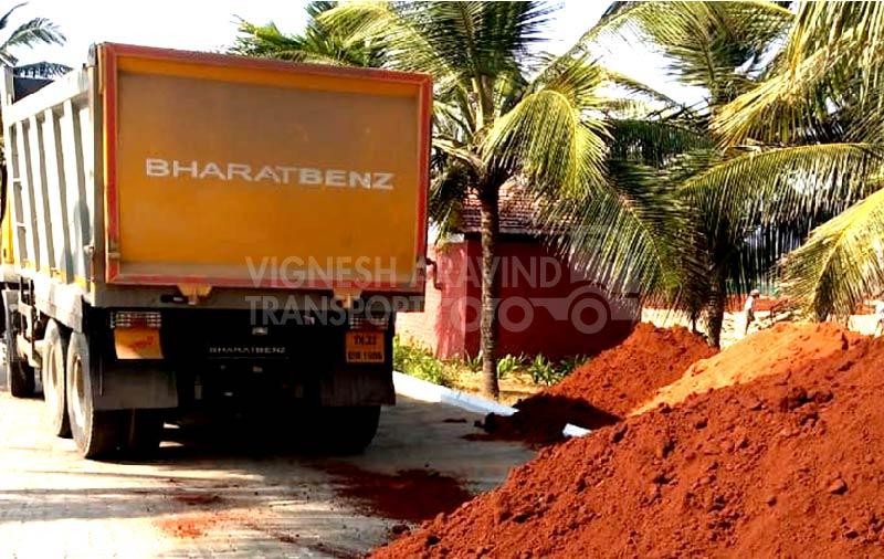 Red Soil Supplies Chennai